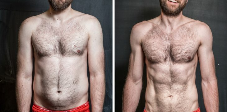 Kajetan's 12-week body transformation